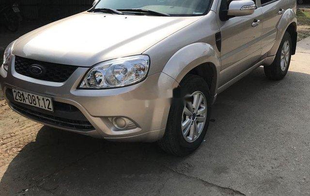 Cần bán gấp Ford Escape 2011, màu bạc, giá tốt2