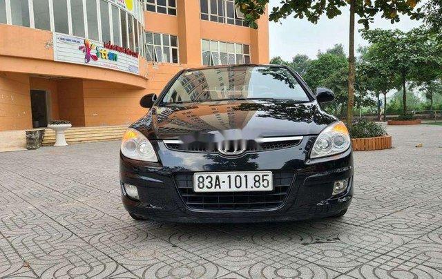 Cần bán gấp Hyundai i30 2008, màu đen, xe nhập chính chủ, 268tr0