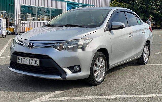 Bán Toyota Vios sản xuất năm 2015 còn mới2