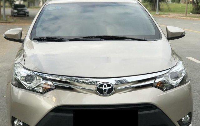 Bán xe Toyota Vios năm 2016 còn mới, 460tr1