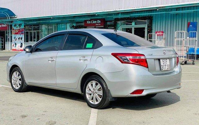 Bán Toyota Vios sản xuất năm 2015 còn mới5