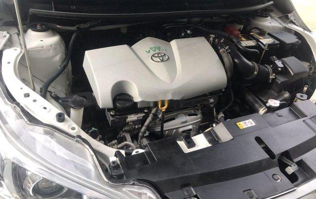 Bán xe Toyota Yaris 1.5 G AT đời 2016, màu trắng, nhập khẩu9