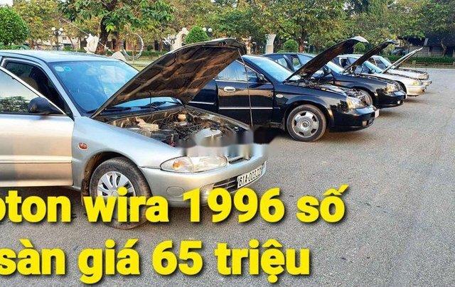 Bán Proton Wira sản xuất 1997 còn mới1
