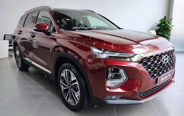 Cần bán xe Hyundai Santa Fe máy dầu cao cấp sản xuất 20201
