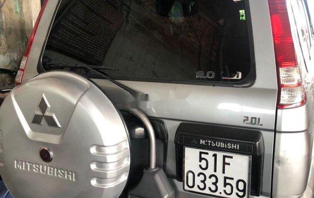 Cần bán Mitsubishi Jolie sản xuất 2003, màu bạc, xe nhập còn mới, giá tốt5