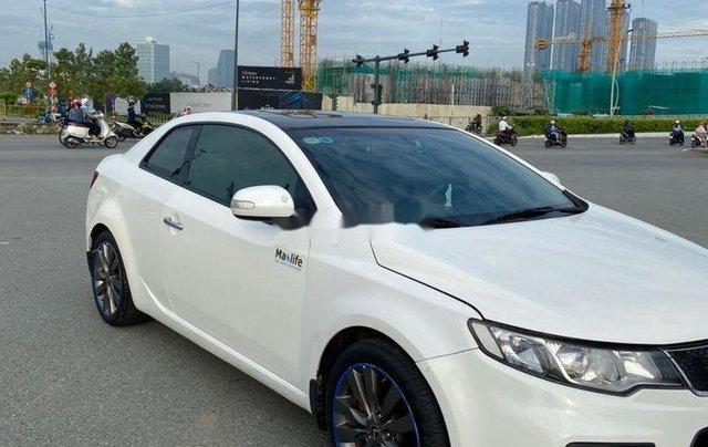 Bán Kia Cerato Koup sản xuất năm 2010, xe nhập chính chủ5