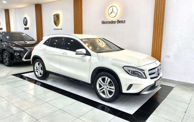 Cần bán xe Mercedes GLA-Class sản xuất 2017 còn mới2
