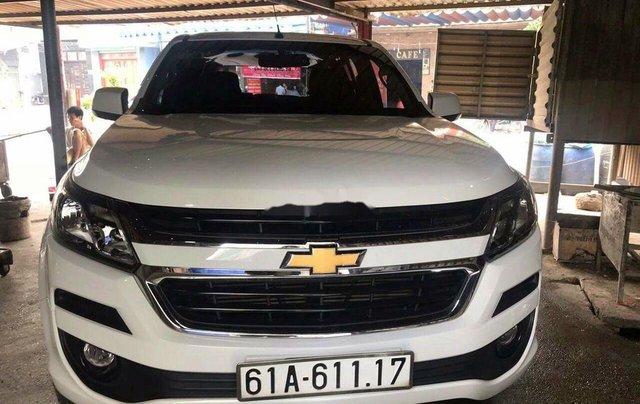 Cần bán xe Chevrolet Trailblazer năm sản xuất 2018, màu trắng, xe nhập 0