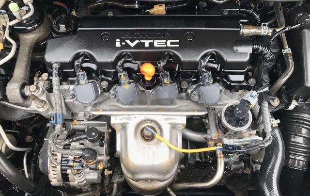 Bán ô tô Honda Civic sản xuất 2009, màu đen chính chủ7
