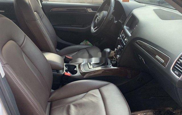 Xe Audi Q5 năm 2012, xe nhập còn mới3