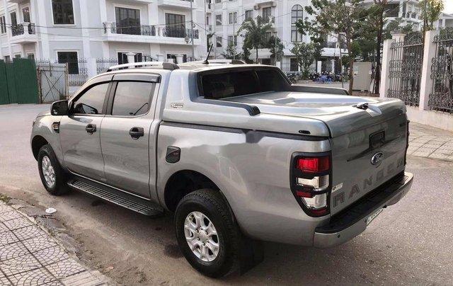 Cần bán lại xe Ford Ranger sản xuất 2019, màu bạc, nhập khẩu 3