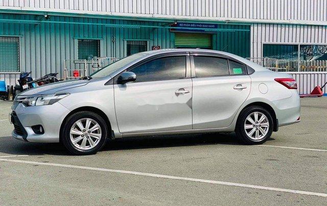 Bán Toyota Vios sản xuất năm 2015 còn mới4