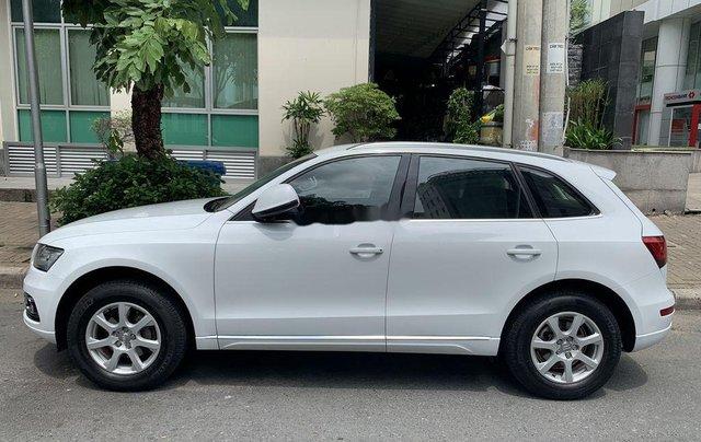Xe Audi Q5 năm 2012, xe nhập còn mới1