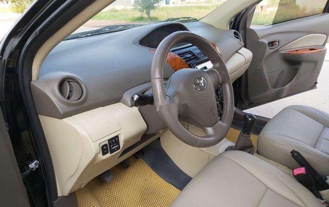 Bán ô tô Toyota Vios năm 2014, màu đen còn mới, giá tốt6