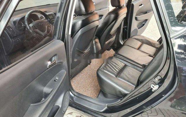 Cần bán gấp Hyundai i30 2008, màu đen, xe nhập chính chủ, 268tr8