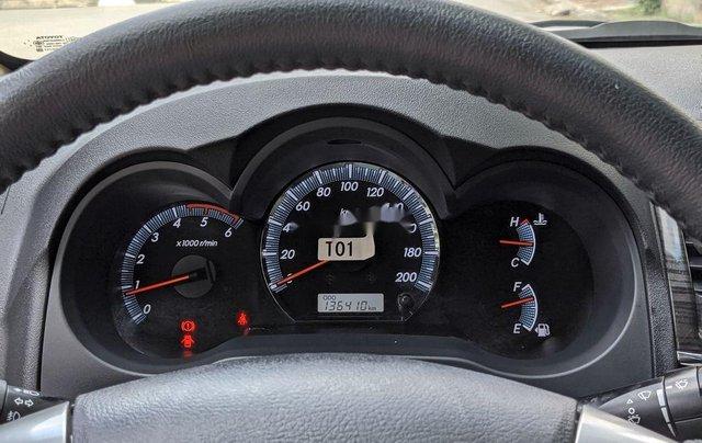 Bán Toyota Fortuner sản xuất năm 2014 còn mới9