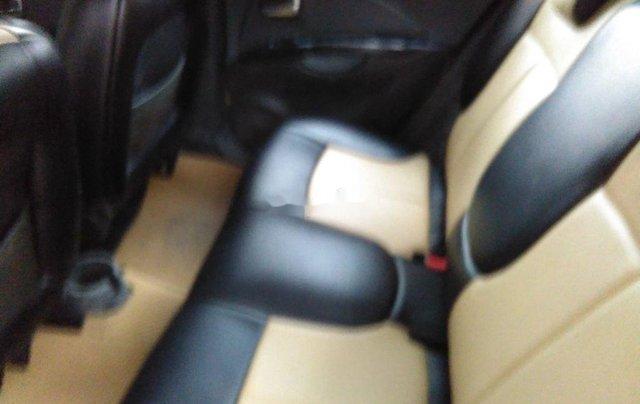 Bán ô tô Kia Morning sản xuất 2009, màu vàng5