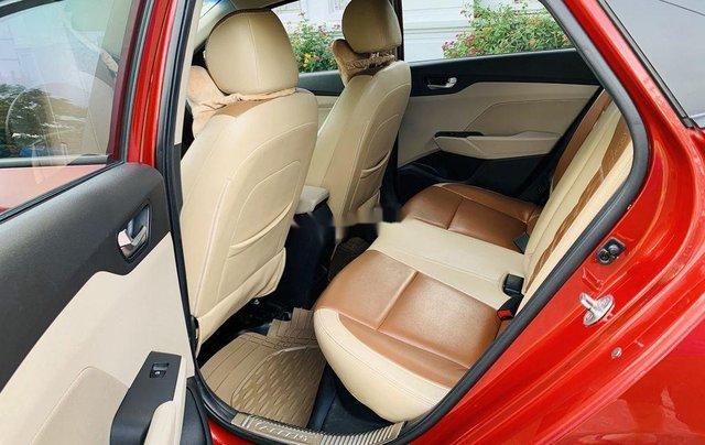 Cần bán xe Hyundai Accent đời 2018, màu đỏ, giá 455tr4
