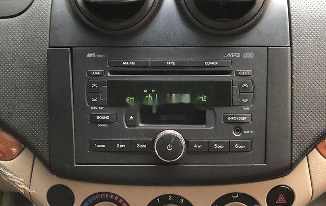 Bán ô tô Daewoo Gentra năm sản xuất 2008, màu đen, nhập khẩu4