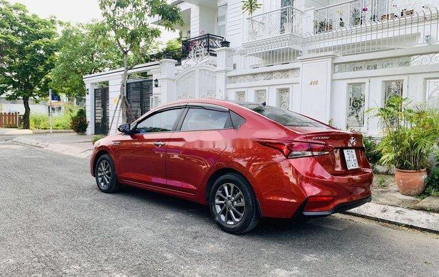 Cần bán xe Hyundai Accent đời 2018, màu đỏ, giá 455tr1