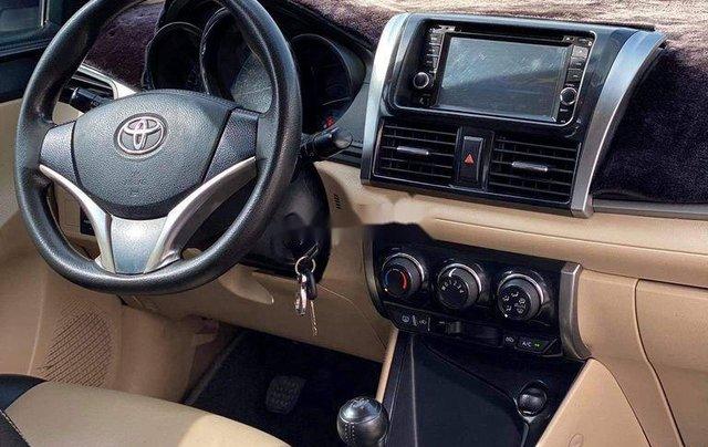Bán Toyota Vios sản xuất năm 2015 còn mới7