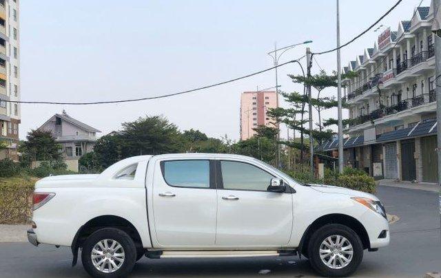 Cần bán lại xe Mazda BT 50 đời 2016, màu trắng chính chủ, giá chỉ 485 triệu1