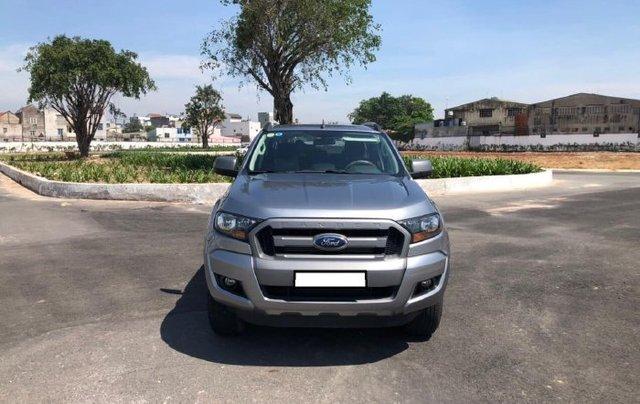 Cần bán xe Ford Ranger 2015, màu bạc, nhập khẩu nguyên chiếc chính chủ, 512tr4