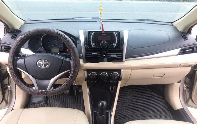 Cần bán gấp Toyota Vios sản xuất 2017 chính chủ giá cạnh tranh5