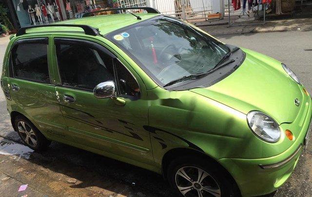 Cần bán lại xe Daewoo Matiz năm sản xuất 2007 còn mới, 135tr7