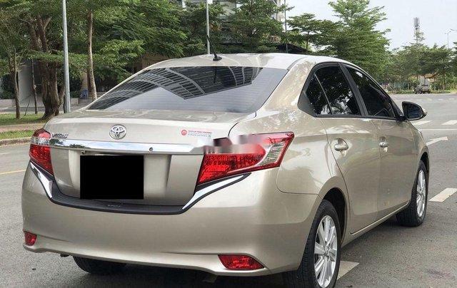 Bán xe Toyota Vios năm 2016 còn mới, 460tr2