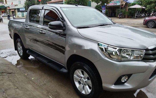 Cần bán gấp Toyota Hilux sản xuất năm 2019, nhập khẩu còn mới, giá 570tr0