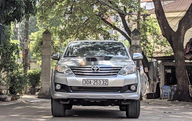 Bán Toyota Fortuner sản xuất năm 2014 còn mới0