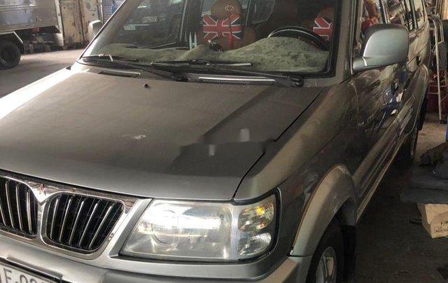 Cần bán Mitsubishi Jolie sản xuất 2003, màu bạc, xe nhập còn mới, giá tốt0