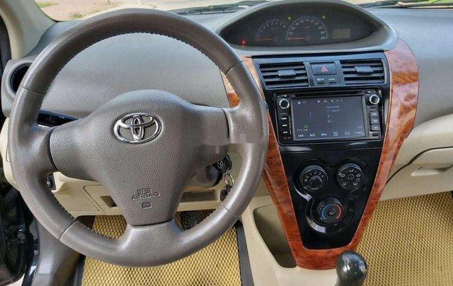 Bán ô tô Toyota Vios năm 2014, màu đen còn mới, giá tốt4