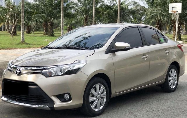Bán xe Toyota Vios năm 2016 còn mới, 460tr0