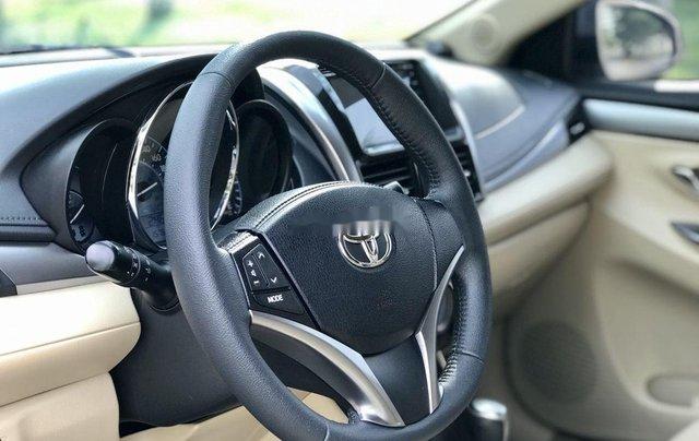 Bán xe Toyota Vios năm 2016 còn mới, 460tr4