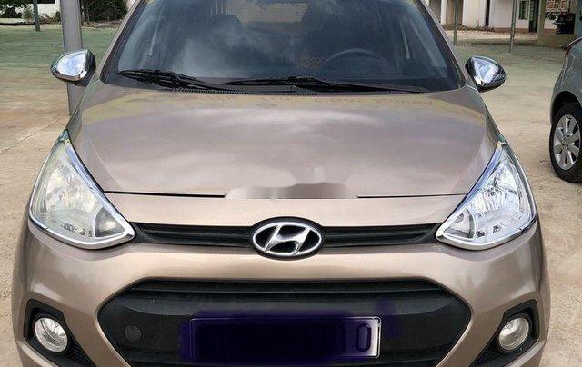 Cần bán Hyundai Grand i10 năm sản xuất 2014, xe nhập còn mới0