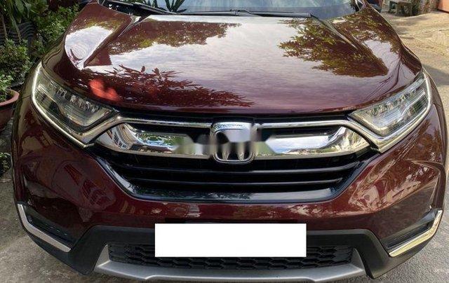Bán ô tô Honda CR V sản xuất 2018 còn mới0