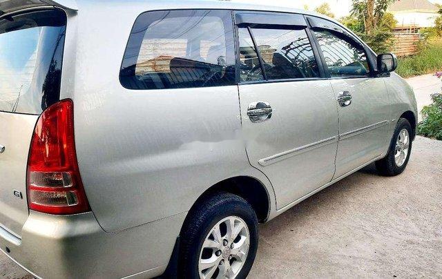 Bán ô tô Toyota Innova năm sản xuất 2008, màu bạc còn mới, 290tr4