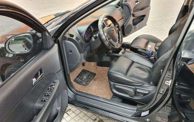 Cần bán gấp Hyundai i30 2008, màu đen, xe nhập chính chủ, 268tr3