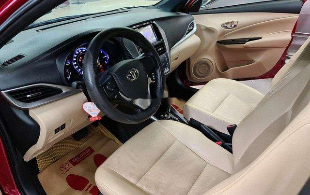 Cần bán gấp Toyota Yaris sản xuất năm 2019, màu đỏ, nhập khẩu nguyên chiếc, giá chỉ 680 triệu5