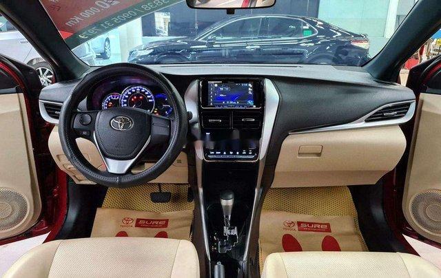 Cần bán gấp Toyota Yaris sản xuất năm 2019, màu đỏ, nhập khẩu nguyên chiếc, giá chỉ 680 triệu4