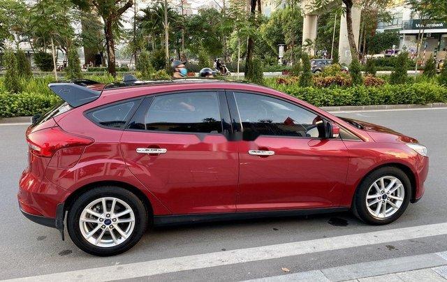 Bán Ford Focus sản xuất 2018, màu đỏ còn mới5