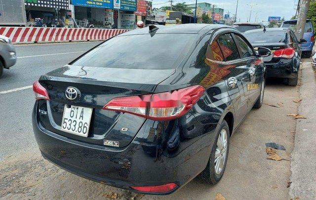 Cần bán gấp Toyota Vios 1.5G năm 2018, màu đen chính chủ1