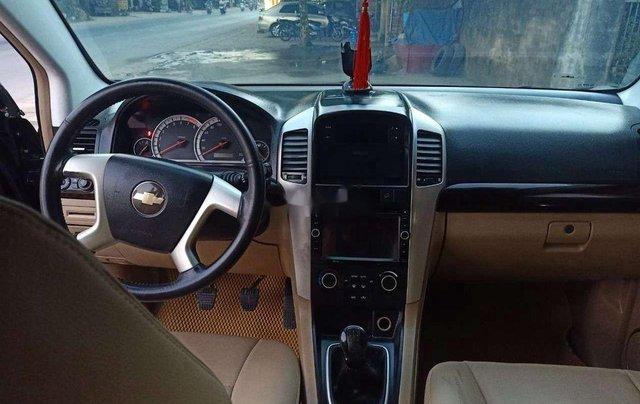 Bán xe Chevrolet Captiva sản xuất 2009, màu đen, 232 triệu5