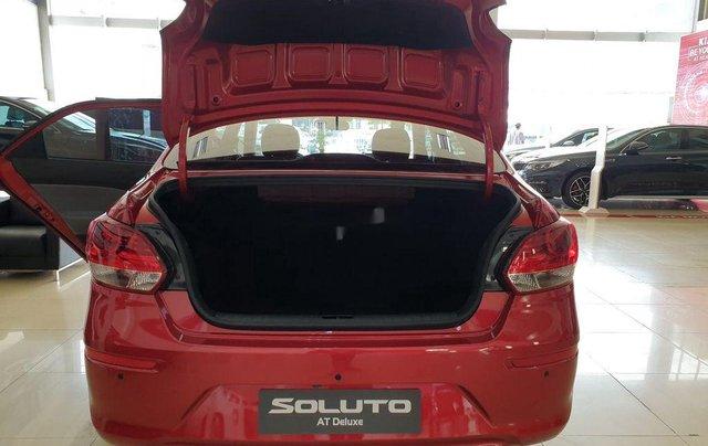 Bán Kia Soluto sản xuất năm 2020, màu đỏ, xe nhập, 429 triệu9