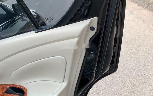 Xe Nissan Sunny năm sản xuất 2013, màu đen chính chủ10