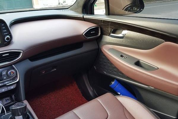 Bán Hyundai Santa Fe 2020, màu đỏ9