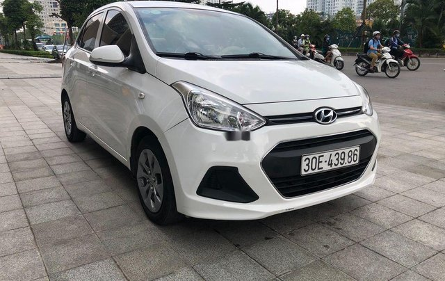 Xe Hyundai Grand i10 đời 2017, màu trắng, xe nhập chính chủ2