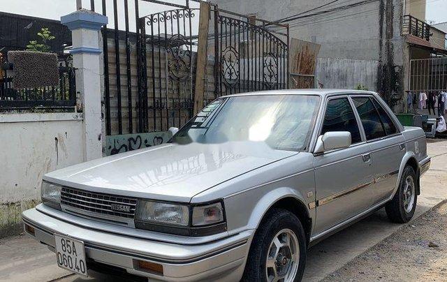 Bán Nissan Bluebird năm sản xuất 1988, xe nhập0